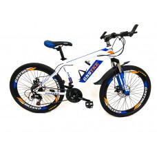 Велосипед детский 21 скорость 24 колеса GENSYKE